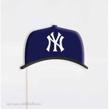 Casquette NY Photobooth Accessoire
