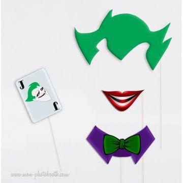 Kit super héros Photobooth Accessoires 3