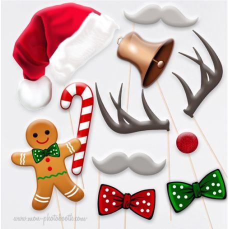 Noel Maxi Christmas Party Photobooth