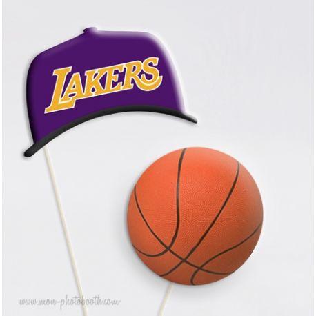 Basketball Equipes USA Photobooth Accessoire