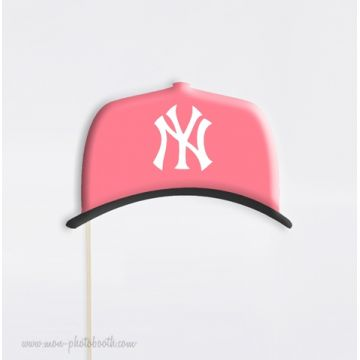 Casquette NY Cheerleaders Yankees Photobooth