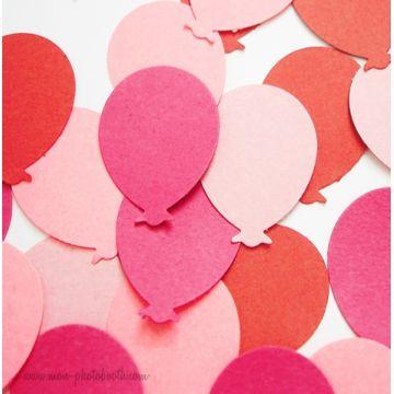Confettis de Table Ballons (100 pièces)