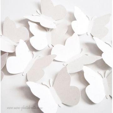 Confettis de Table Papillons Chic (70 pièces)