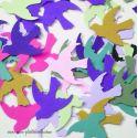 Confettis de Table Oiseaux Multicolore 1 (100 pièces)