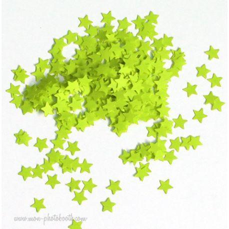 Confettis de Table Mini Etoiles (150 pièces)