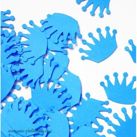 Confettis de Table Couronnes de Prince (100 pièces)