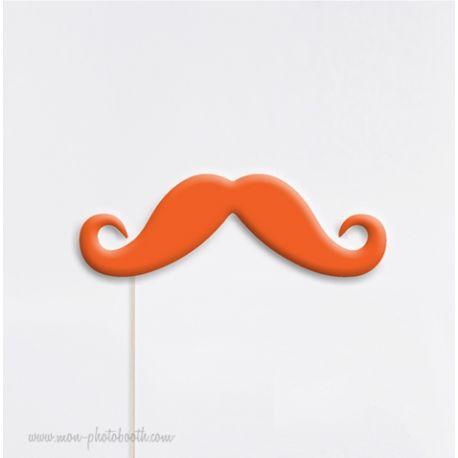 Moustache Dandy - Taille Enfant - Photobooth Accessoire