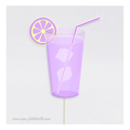 Limonade Photobooth Accessoire