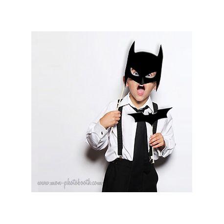 Kit Super Héros - Taille Enfant - Photobooth Accessoires 2