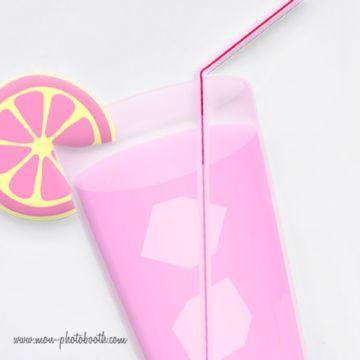 Limonade Photobooth Accessoire