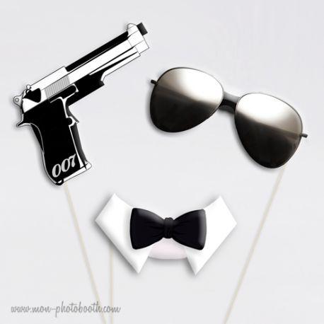 Agent Secret kit Photobooth