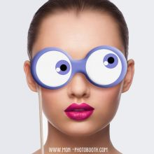 "Yeux Style Cartoon ""Googly Eyes"" Photobooth Accessoires"