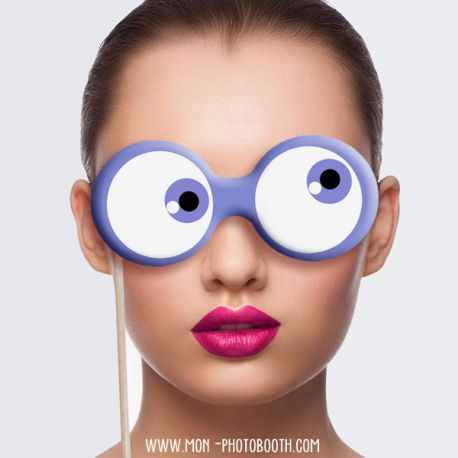 "Yeux Style Cartoon ""Googly Eyes"""