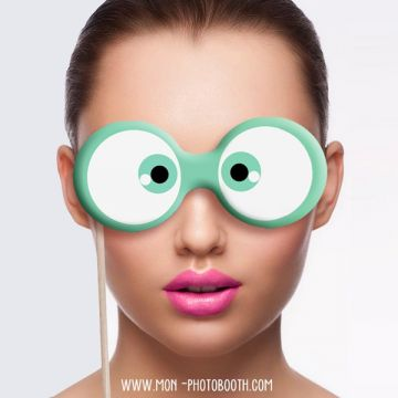 Monstre Mignon Photobooth Accessoires