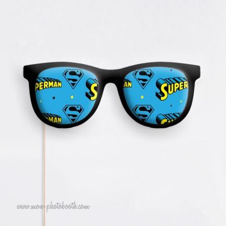 Kit Super Héros - Taille Enfant - Photobooth Accessoires 1