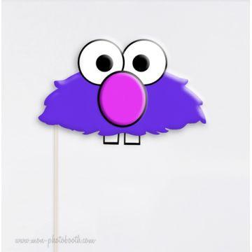 Cartoon Fun B - Taille Enfant - Photobooth Accessoire