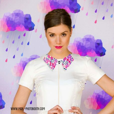 Col Chemise Liberty Photobooth Accessoires