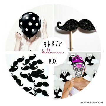 PARTY BOX Mexican Skulls