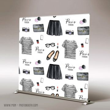 Photocall Paris Fashion