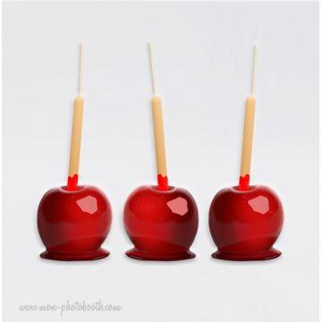 Pommes d' Amour Photobooth Accessoires