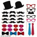 MAXI Pack Photobooth (31 accessoires)