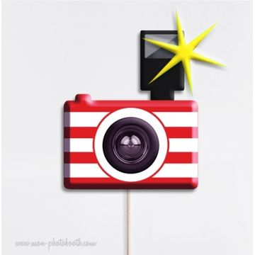 Appareil Photo 2- Taille Enfant - Photobooth Accessoires