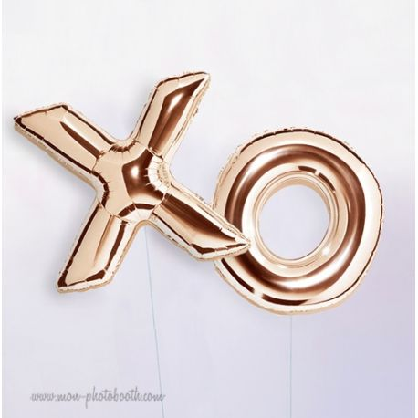 Lettre ballon mylar - Alphabet 41 cm