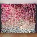 Mur de Fleurs Dégradé - Le Daisy Buchanan