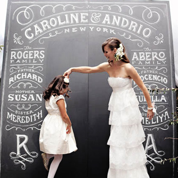 decor photobooth mariage ardoise
