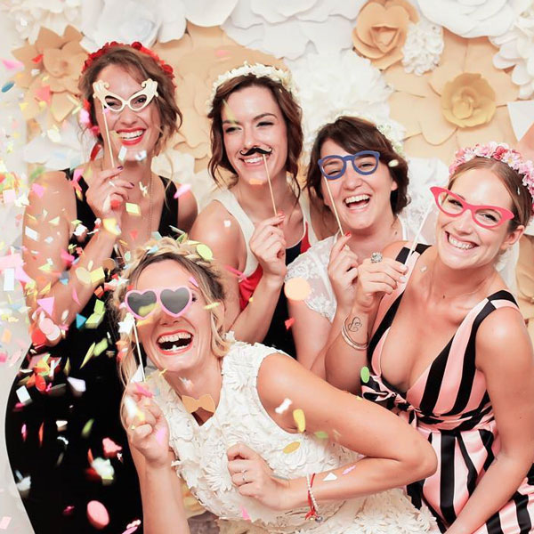 photobooth mariage fun