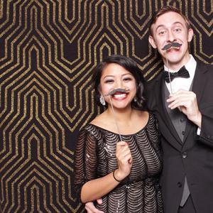 photobooth mariage gatsby