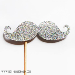 photobooth moustache mariage