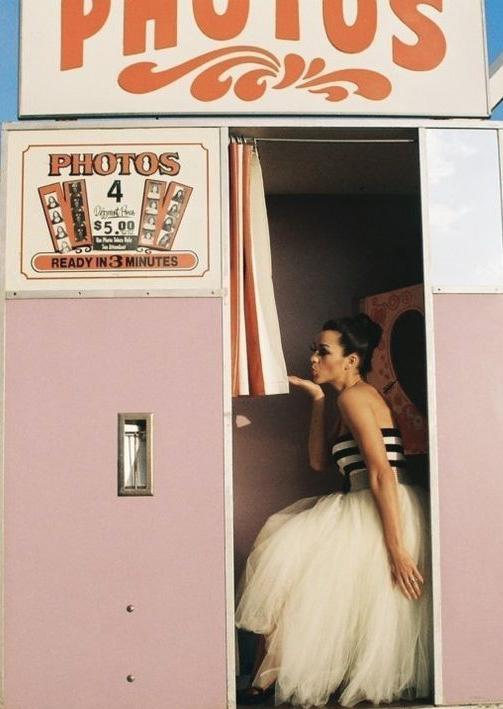 photocabine photomaton mariage
